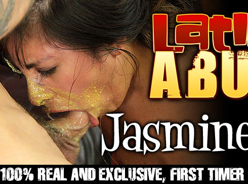 Latina Abuse Destroys Jasmine Gomez